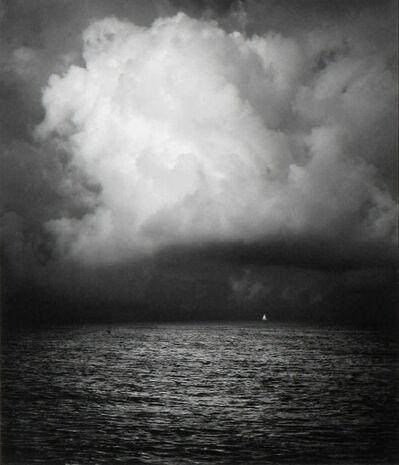 Pentti Sammallahti, 'The Balearic Sea, Spain', 2014