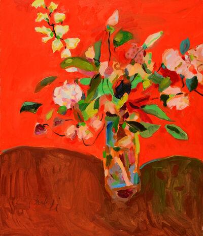 Zygmund Jankowski, 'Red Still Life', ca. 1985