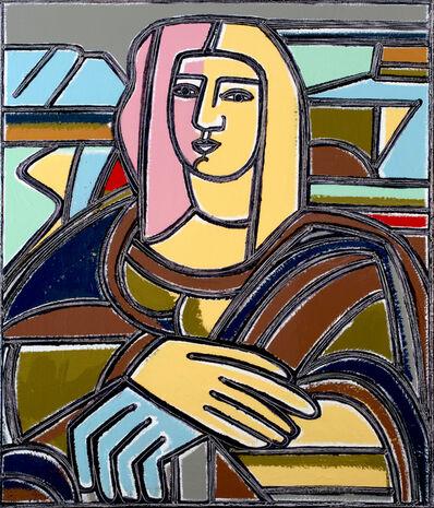 America Martin, 'My Mona Lisa', 2019