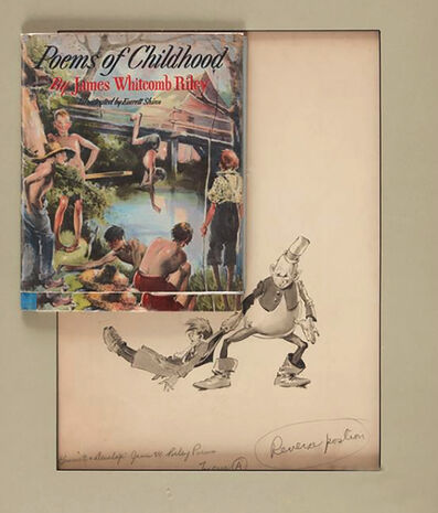 Everett Shinn, 'Illustration Sketch for Poems of Childhood', 20th Century