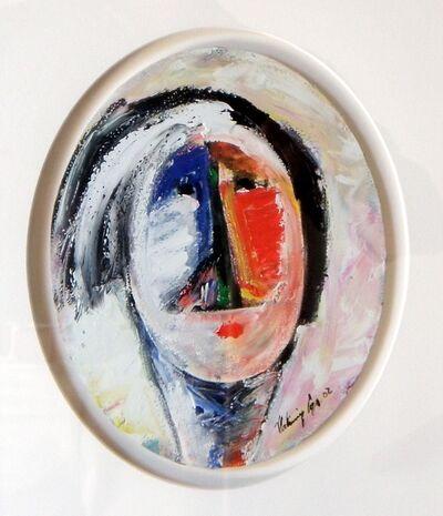 Vladimir Cora, 'Cabeza en Ovalo I', 2002