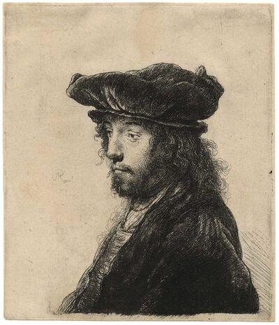 Rembrandt van Rijn, 'The Fourth Oriental Head', ca. 1635