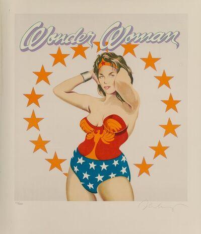 Mel Ramos, 'Wonder Woman', 1981