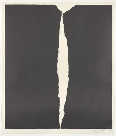 Richard Serra, 'Penn. Ship', 1987