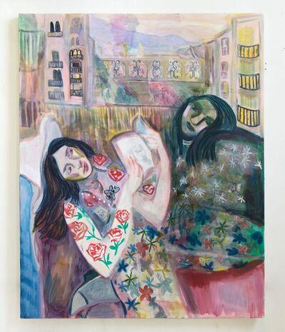 Jessica Williams, 'Tarot at the Orsini', 2016