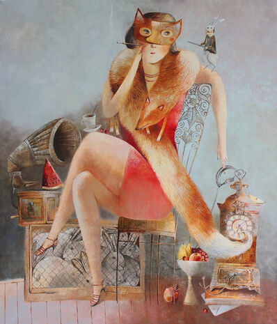 Anna Silivonchik, 'Fox Hunt', 2015