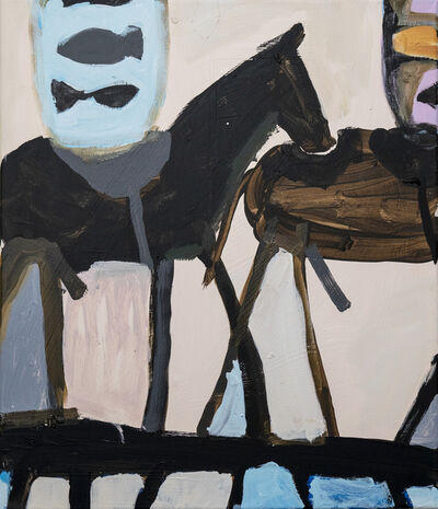Mie Olise Kjærgaard, 'Horses Carrying Water', 2019