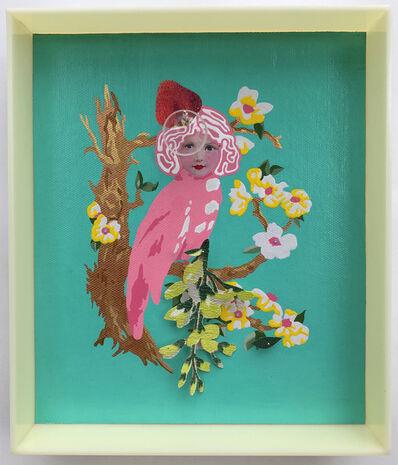 Erica Rosenfeld, 'BIRD-GIRL', 2018