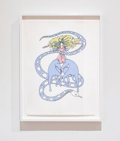 Dana Sherwood, 'Alice/Medusa', 2019