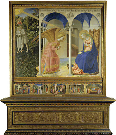 Fra Angelico, 'The Annunciation', 1426