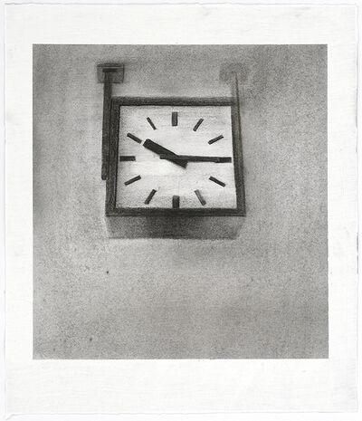 Peter Morrens, 'A quarter past four', 2014