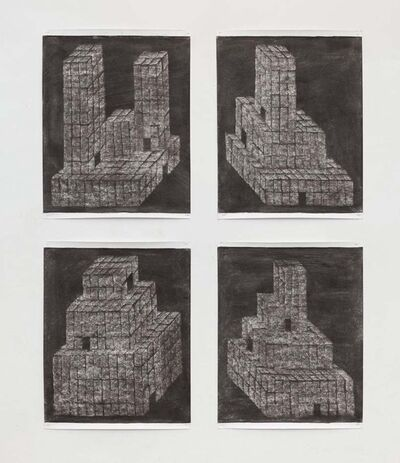 Klaus Dauven, 'House 1-4', 2015