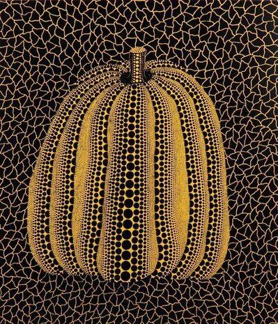 Yayoi Kusama, 'Pumpkin 2', 1990