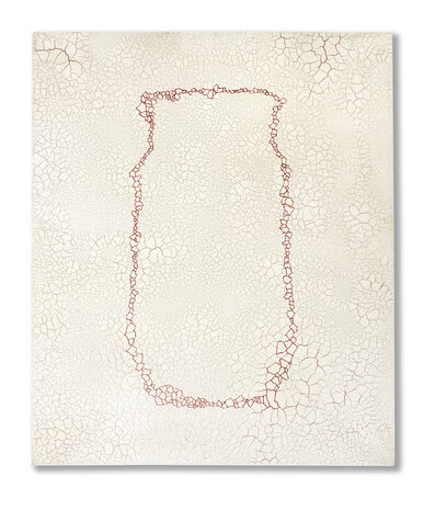 Bernard Frize, 'Untitled (Article n.1)', circa 1986