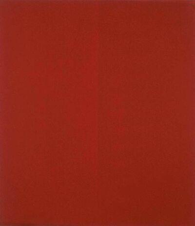 Guido Molinari, 'Quantificateur rouge (G.M.-T-(1986-88)-03)', 1986-1988