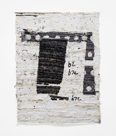 Jamal Cyrus, 'Captured Letter From Paris', 2019