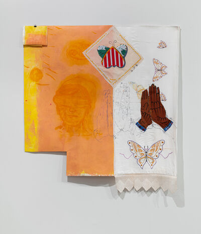 Julie Green, 'Blind Faith for Juan Rivera', 2019