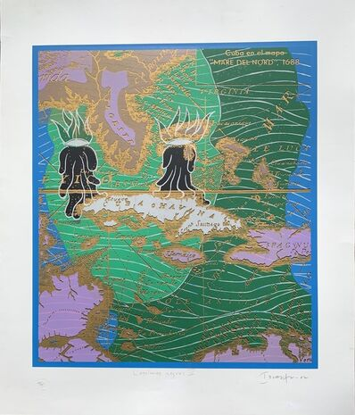 Ibrahim Miranda Ramos, ' Lágrimas Negras (Black Tears)', 2002