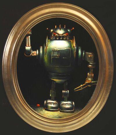 Steven Skollar, 'Dancing Robot', 2017