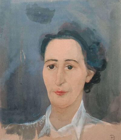 Doris Homann, 'Retrato de Mulhar IV', 1930-1970