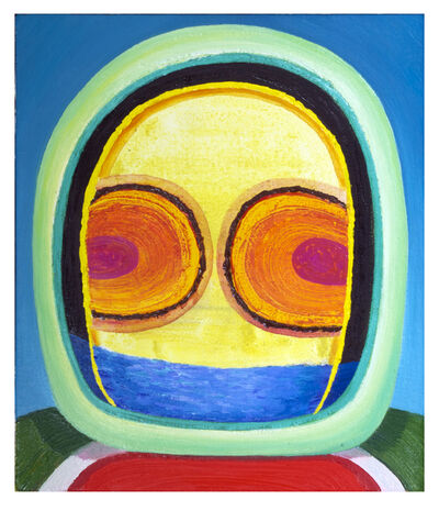 Clint Jukkala, 'Hey, Hey Spaceman', 2014