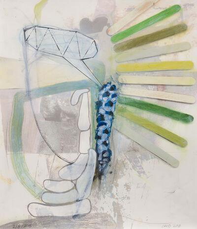 David Lloyd, 'Untitled (February 8)', 2018