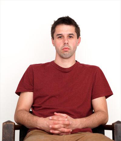 Isaac Layman, 'Self-Portrait', 2008
