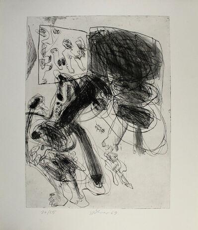 Walter Stöhrer, 'Horror Trip XIV', 1969