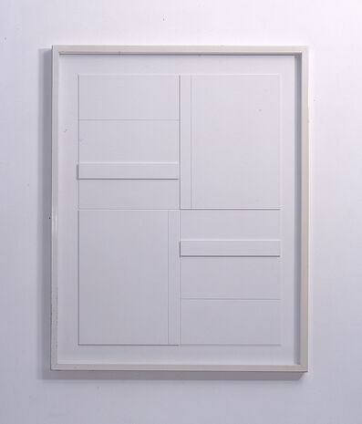 Alan Reynolds, 'Structures Group II (C)', 1979