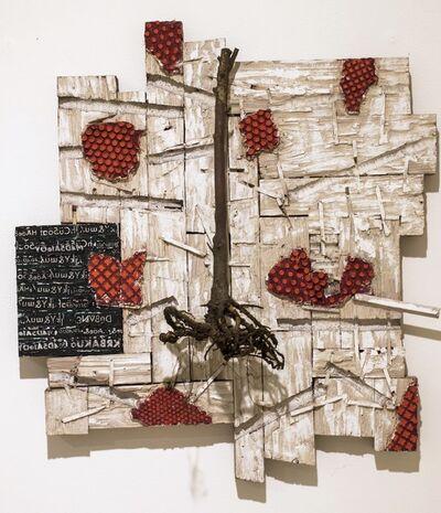 Pauno Pohjolainen, 'Urals rowan tree', 2016