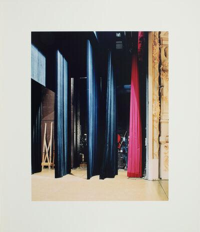 Candida Höfer, 'Théâtre Municipal Calais II', 2001