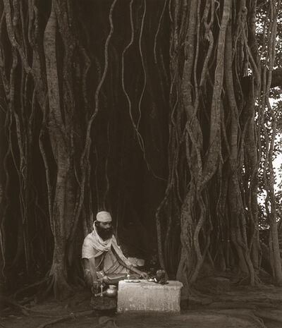 Marcus Leatherdale, 'Govinda under Bodhi tree', 1998
