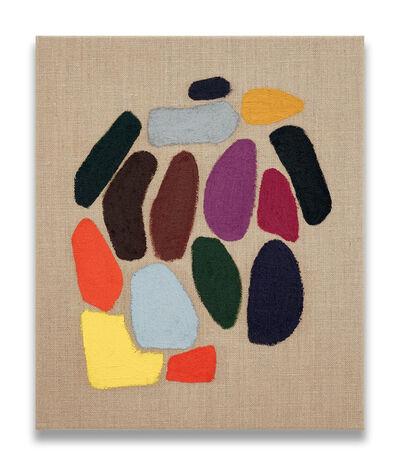 Anne-Lise Coste, 'De l'amour et de la solitude 12', 2017