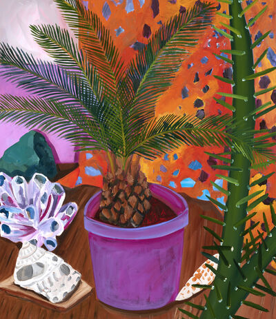 Anna Valdez, 'Potted Palm', 2019