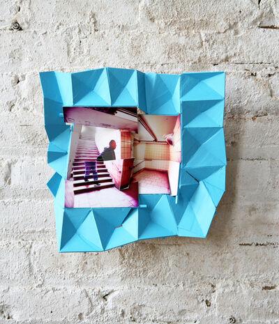 Isidro Blasco, 'Blue', 2016