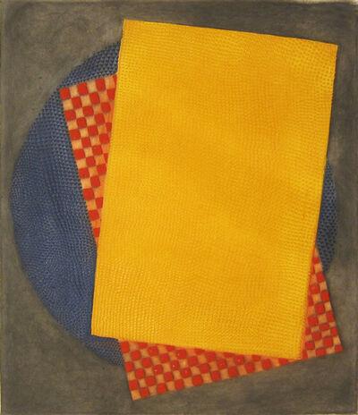 Arthur Luiz Piza, 'Carré jaune 172 - ALP 386', 1973