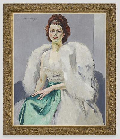 Kees van Dongen, 'Madame Flore Lesieur', 1939