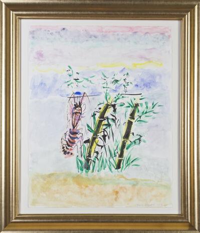 David Barnett, 'Bamboo & Lobster', 2018