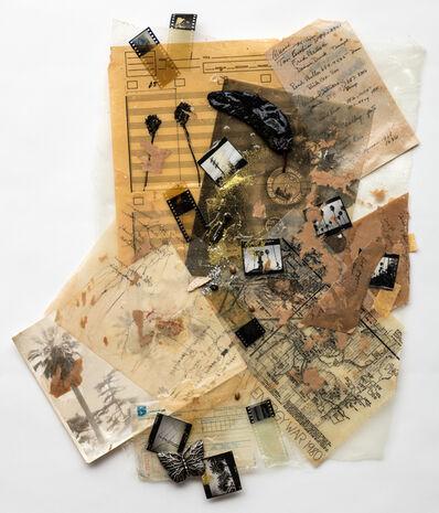 Barbara T. Smith, 'Alien Ambassador, Souvenir (Butterfly)', 1982