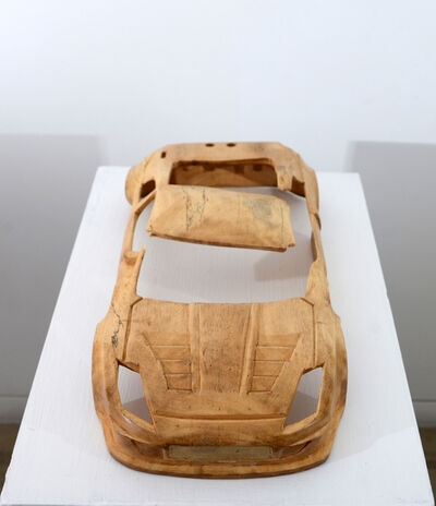 Debanjan Roy, 'Untitled (Toy Car)', 2013