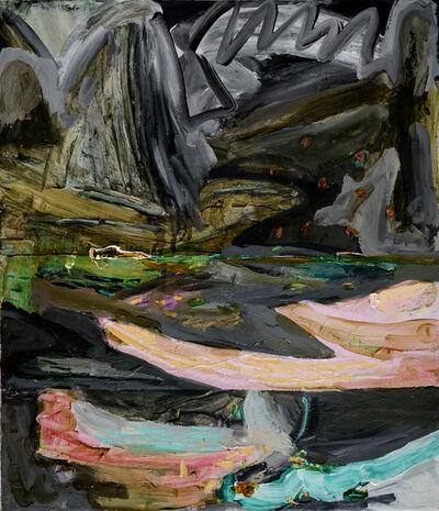 Alfredo Gisholt, 'Maine Landscape - Storm', 2020