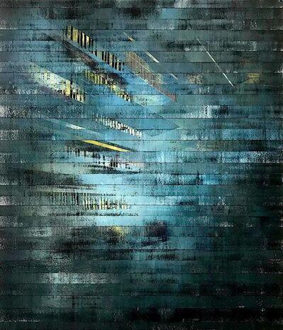 Nico Sawatzki, 'Fahrwasser VII', 2020