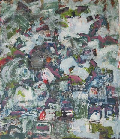 Saleh Abu Shindi, 'Untitled', 1990