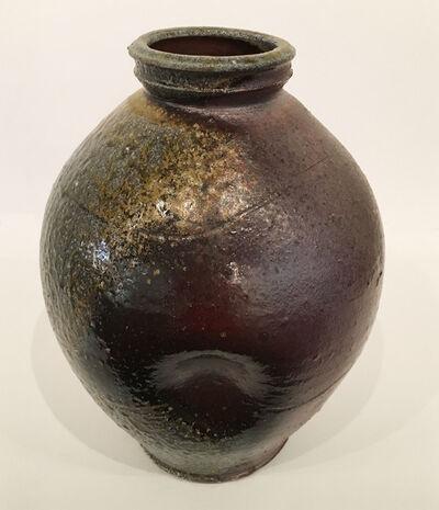 Dale Huffman, 'Wood Fired, Stoneware Vase', 2014-2017