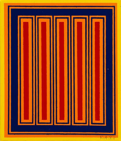 Richard Anuszkiewicz, 'Untitled', 1983