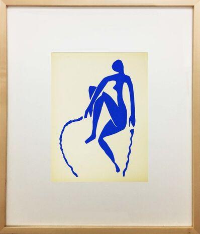 Henri Matisse, 'Nu Bleu Sauteuse de Corde', 1958