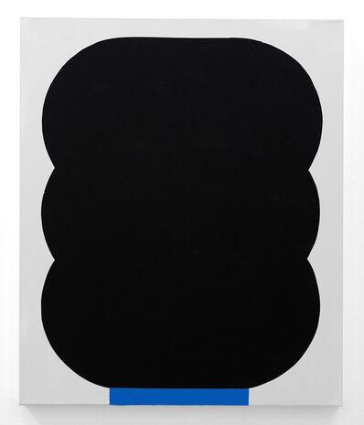 Julian Montague, 'Standing Vessel (blue)', 2019