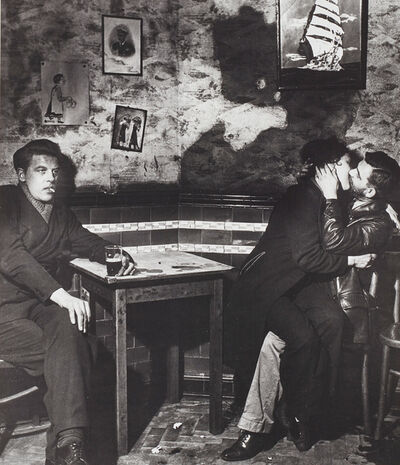Bill Brandt, 'At Charlie Brown's, Limehouse', 1945