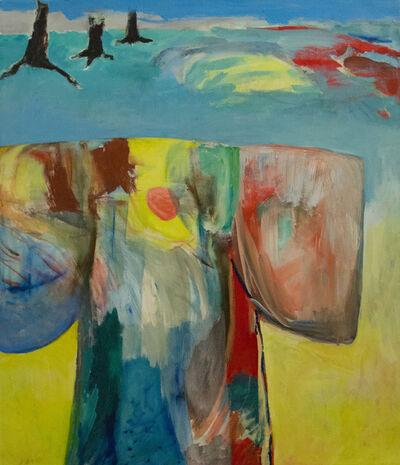 Harold Garde, 'Landscape Kimono', 2002