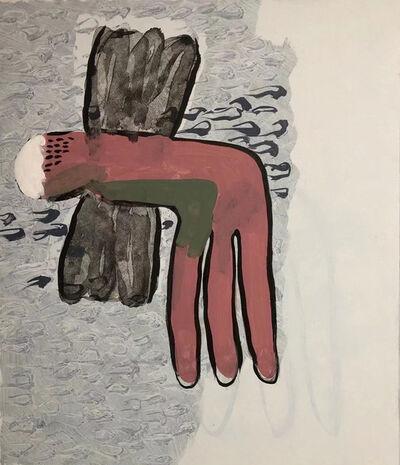Li Shan 李山 (b. 1942), 'Reading', 2019